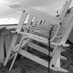 10 beach chairs